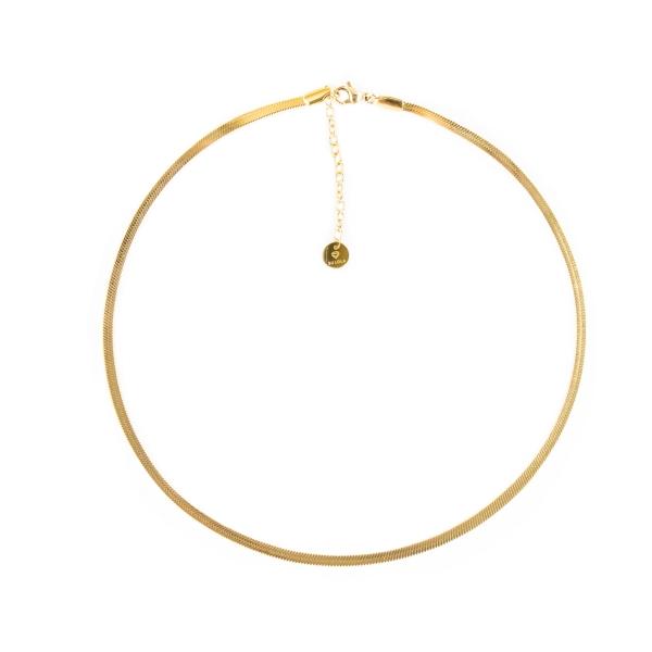 Halskette | Onitsha verschiedene Breiten