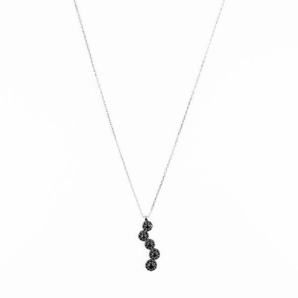 Halskette | Black Pearls