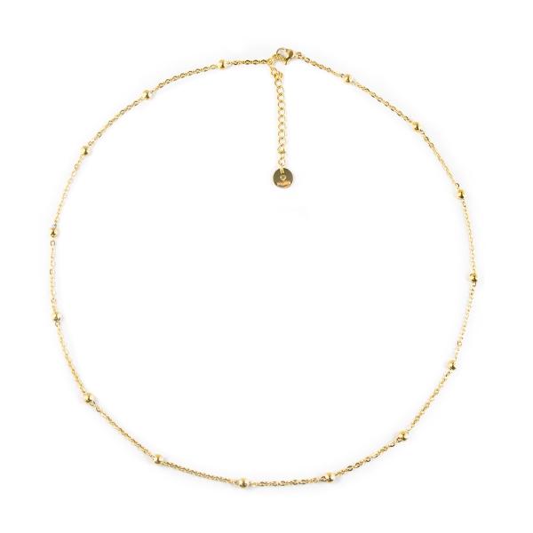 Halskette | Susu mit großen Perlen
